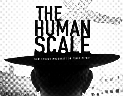 a short unjust review on Dalsgaard's 'the human scale' :